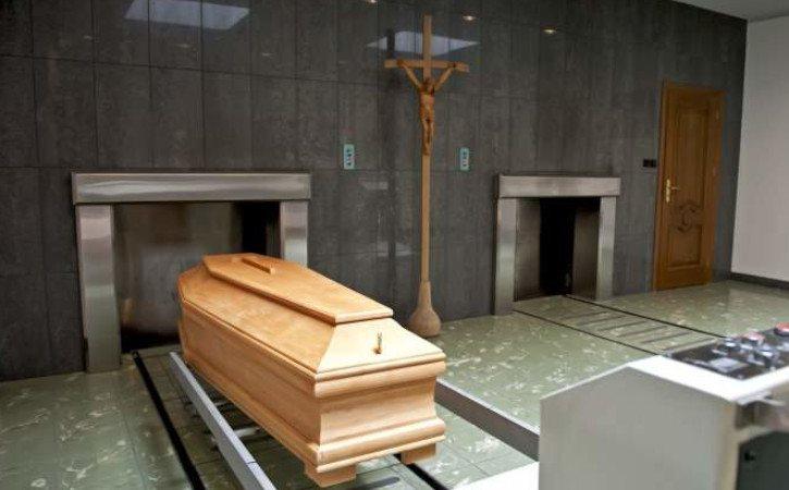 crematorio moderno