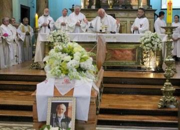 ritual funerario en religión católica
