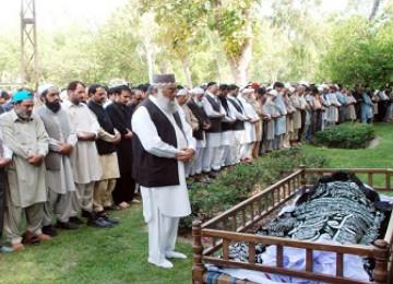 ritual funerario en la religión islámica