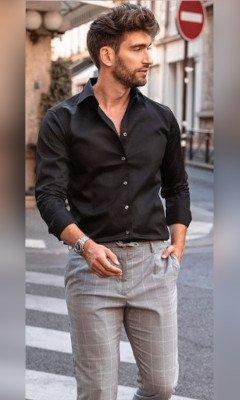 como vestirse para un funeral hombre
